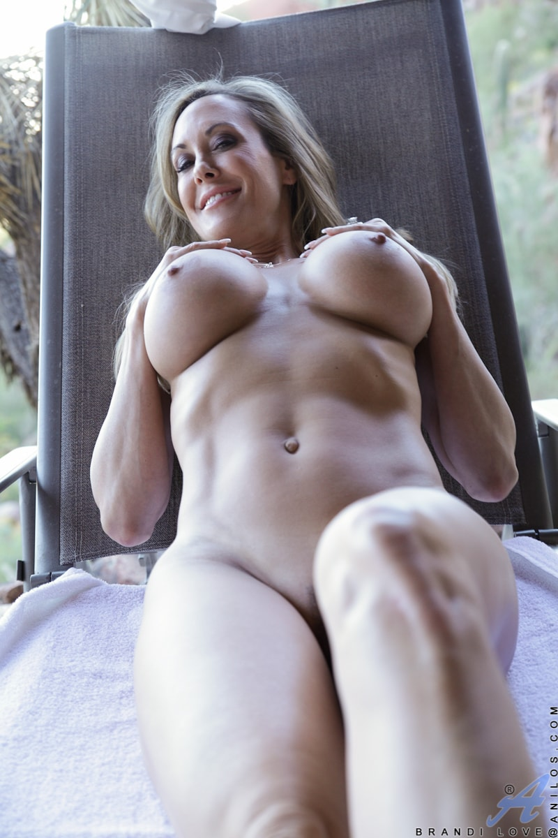 Not hear Mature pleasure brandi love