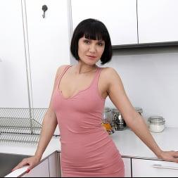 Black Kat in 'Anilos' Cumming In The Kitchen (Thumbnail 1)