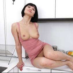 Black Kat in 'Anilos' Cumming In The Kitchen (Thumbnail 8)