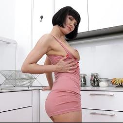 Black Kat in 'Anilos' Cumming In The Kitchen (Thumbnail 9)