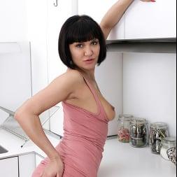 Black Kat in 'Anilos' Cumming In The Kitchen (Thumbnail 10)