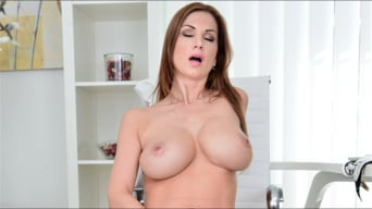 Carol Gold in 'Big Boobs'