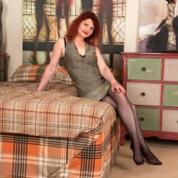 Cee Cee in 'Anilos' Black Stockings (Thumbnail 1)