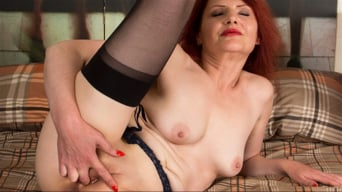 Cee Cee in 'Black Stockings'