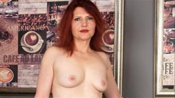 Cee Cee in 'Mature Redhead'