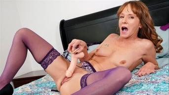 Cyndi Sinclair in 'Toy Lover'