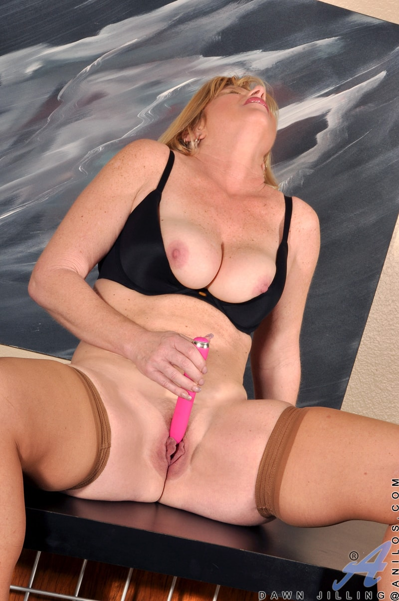 Anilos 'Busty Blonde' starring Dawn Jilling (Photo 13)