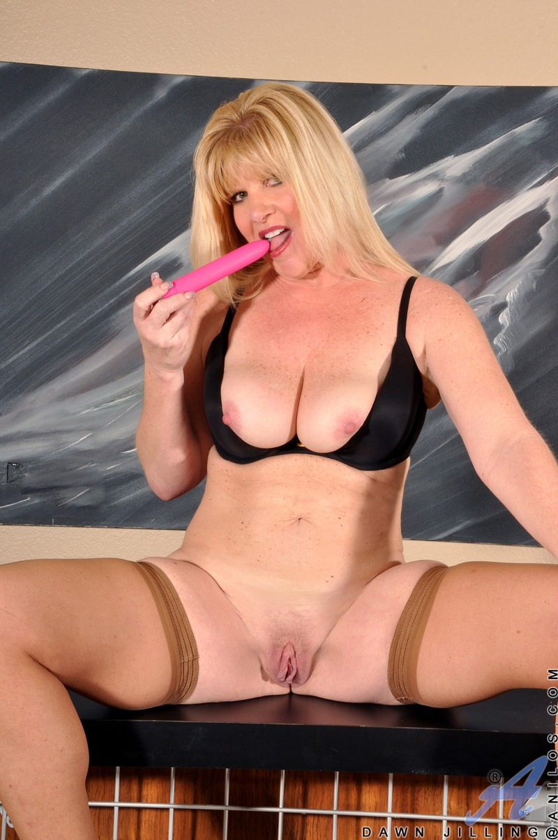 Anilos 'Busty Blonde' starring Dawn Jilling (Photo 15)