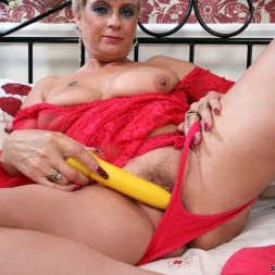 Dimonte in 'Anilos' Lady In Red Laced Lingerie (Thumbnail 9)