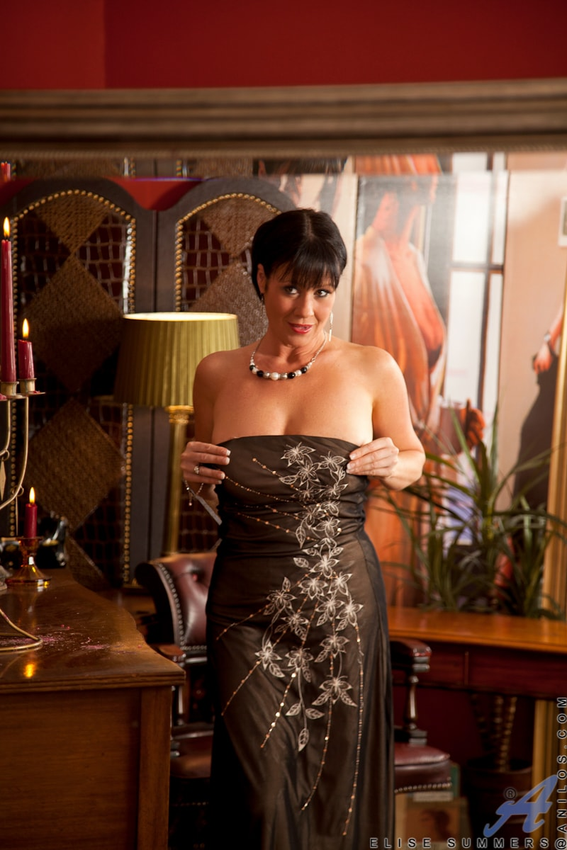 Anilos 'Beautiful Evening Wear' starring Elise Summers (Photo 1)