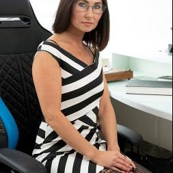 Eva Black in 'Anilos' At The Office (Thumbnail 1)