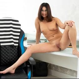 Eva Black in 'Anilos' At The Office (Thumbnail 8)