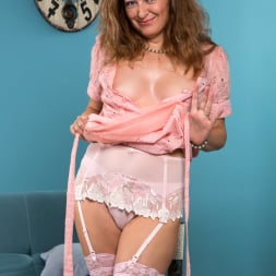 Helena Volga in 'Anilos' Thigh High Stockings (Thumbnail 5)