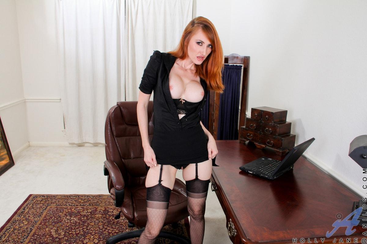 Anilos 'Big Tits' starring Holly Jane (Photo 4)