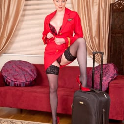 Holly Kiss in 'Anilos' Air Stewardess (Thumbnail 1)