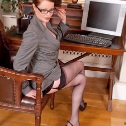 Holly Kiss in 'Anilos' Office (Thumbnail 1)