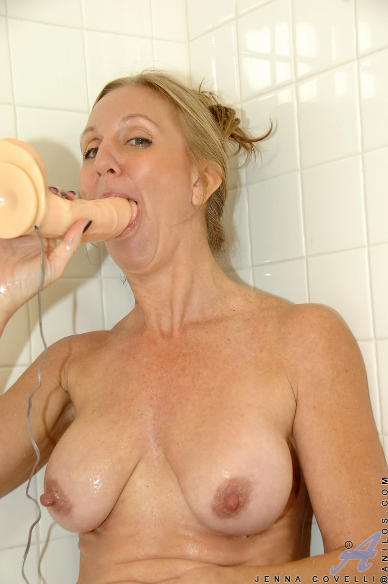 Anilos 'Toys In Her Shower' starring Jenna Covelli (Photo 11)