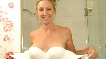 Jenna Covelli in 'Toys In Her Shower'