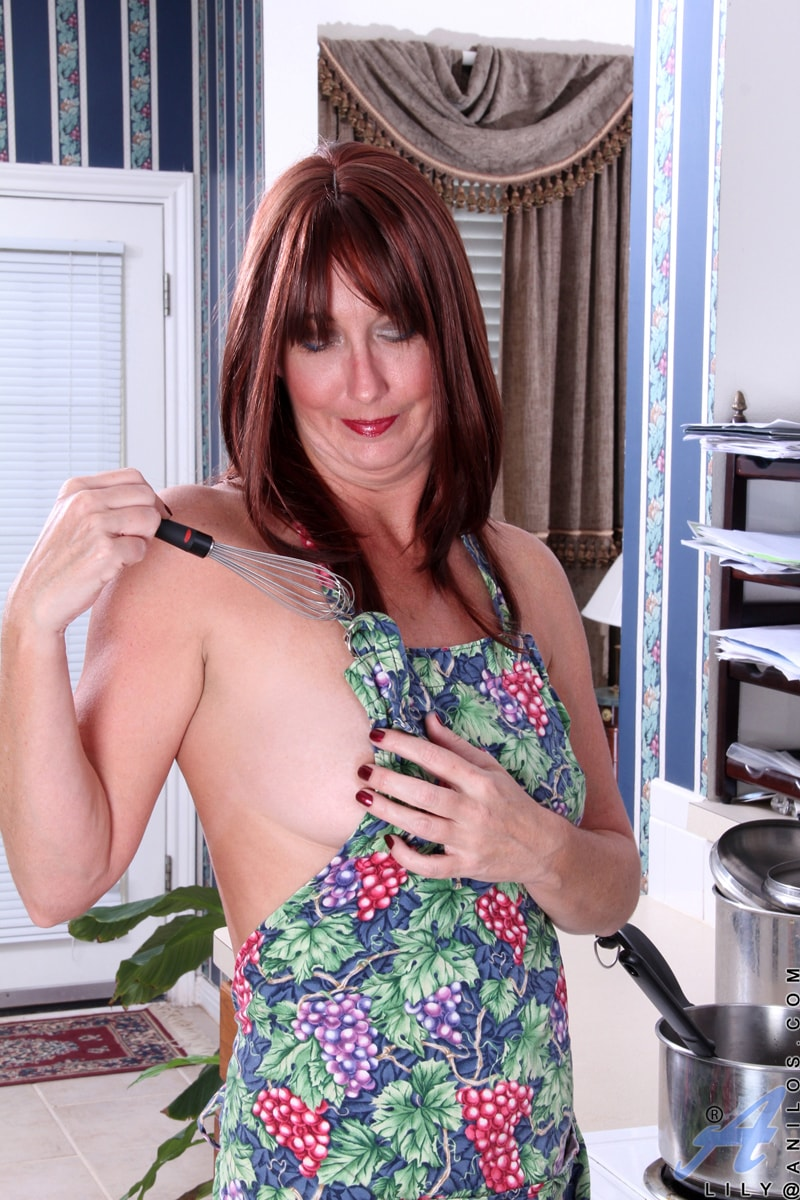 Anilos 'Cooking Gets Her Excited' starring Lily (Photo 3)