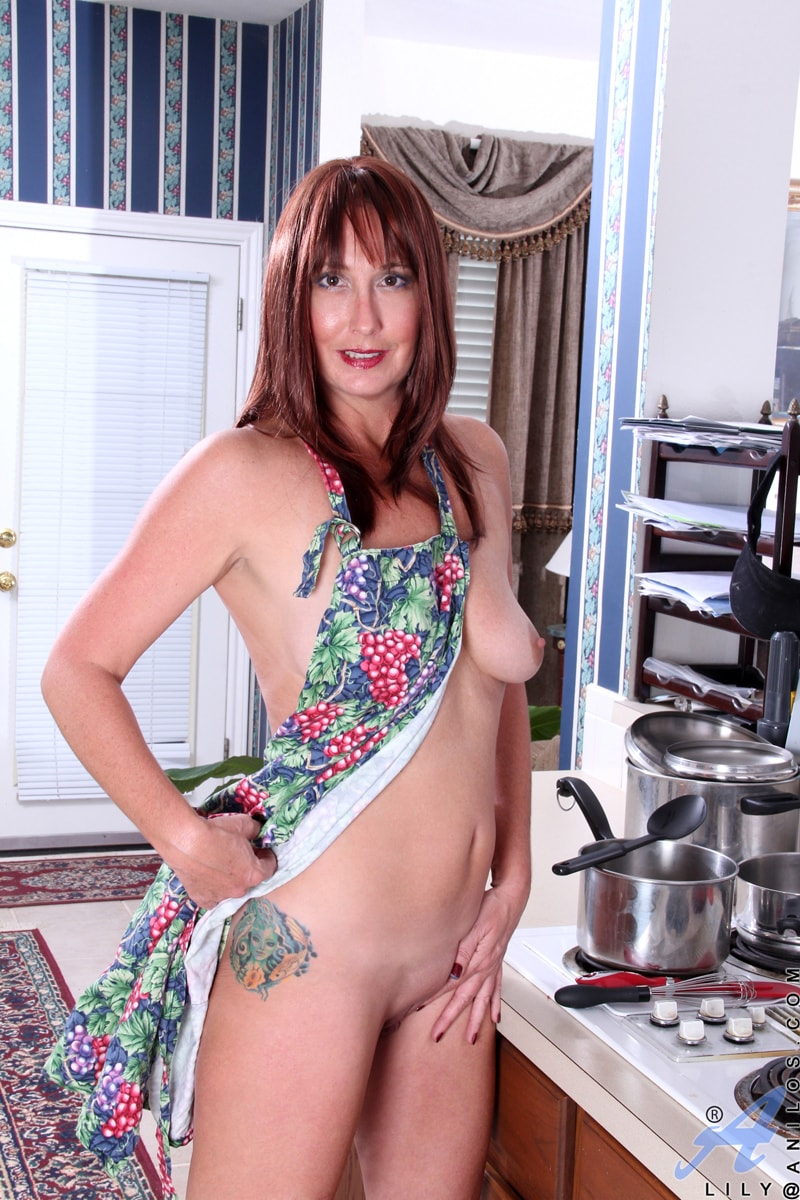 Anilos 'Cooking Gets Her Excited' starring Lily (Photo 8)