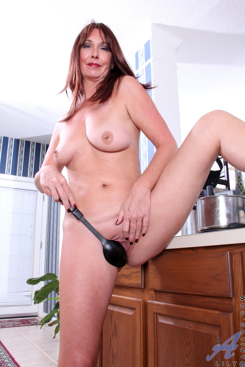 Anilos 'Cooking Gets Her Excited' starring Lily (Photo 9)