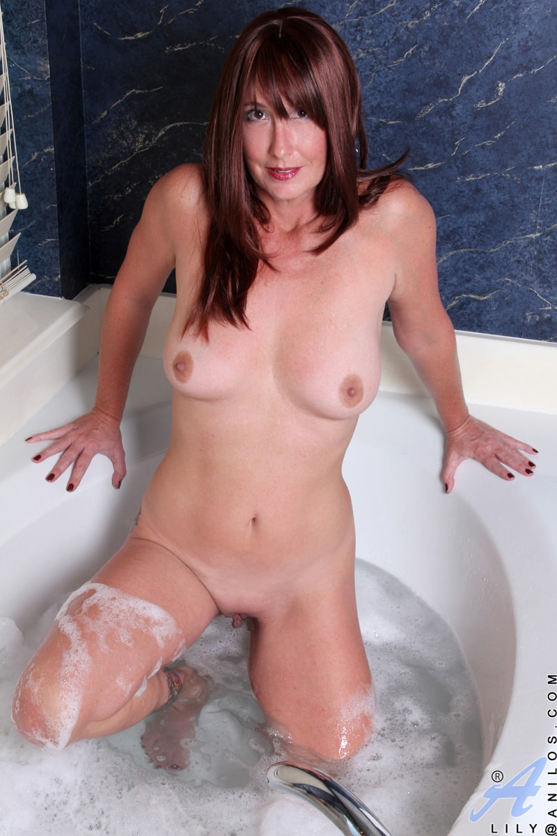 Anilos 'Water Stimulation' starring Lily (Photo 11)