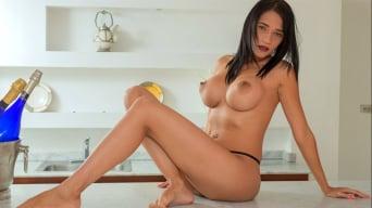 Lisbella Aguilar in 'Big Boobs'
