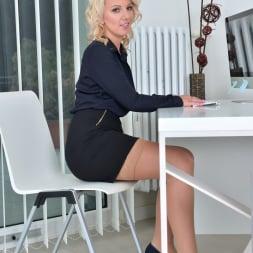 Luci Angel in 'Anilos' Blonde Secretary (Thumbnail 1)