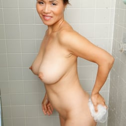 Lucy Page in 'Anilos' Shower Orgasm (Thumbnail 4)