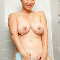 Lucy Page in 'Anilos' Shower Orgasm (Thumbnail 7)