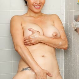 Lucy Page in 'Anilos' Shower Orgasm (Thumbnail 14)
