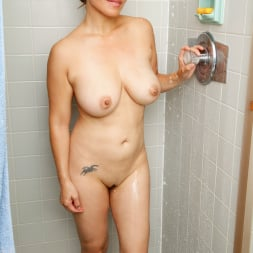Lucy Page in 'Anilos' Shower Orgasm (Thumbnail 15)
