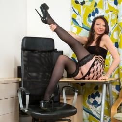 Margo in 'Anilos' Thigh Highs (Thumbnail 2)