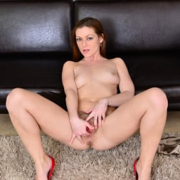 Mischelle in 'Anilos' Hairy Pussy Spreads (Thumbnail 12)