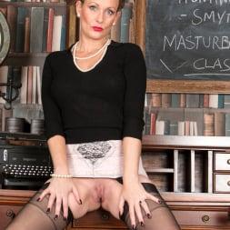 Mrs Huntingdon Smythe in 'Anilos' Masturbation Class (Thumbnail 3)