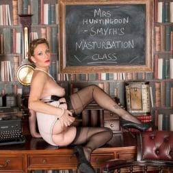Mrs Huntingdon Smythe in 'Anilos' Masturbation Class (Thumbnail 11)