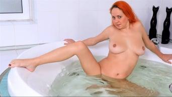 Natali in 'Wet Fun'