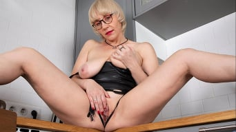 Nika in 'Touch And Tease'