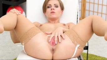 Sasha Zima in 'Experienced Lady'
