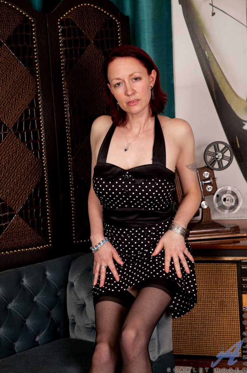Anilos 'Beautiful Full Breast' starring Scarlet Rose (Photo 1)