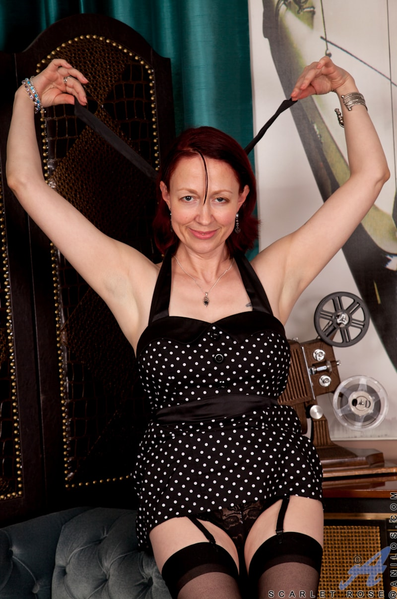 Anilos 'Beautiful Full Breast' starring Scarlet Rose (Photo 4)