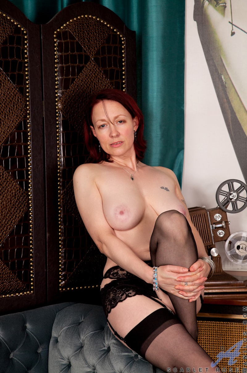 Anilos 'Beautiful Full Breast' starring Scarlet Rose (Photo 6)
