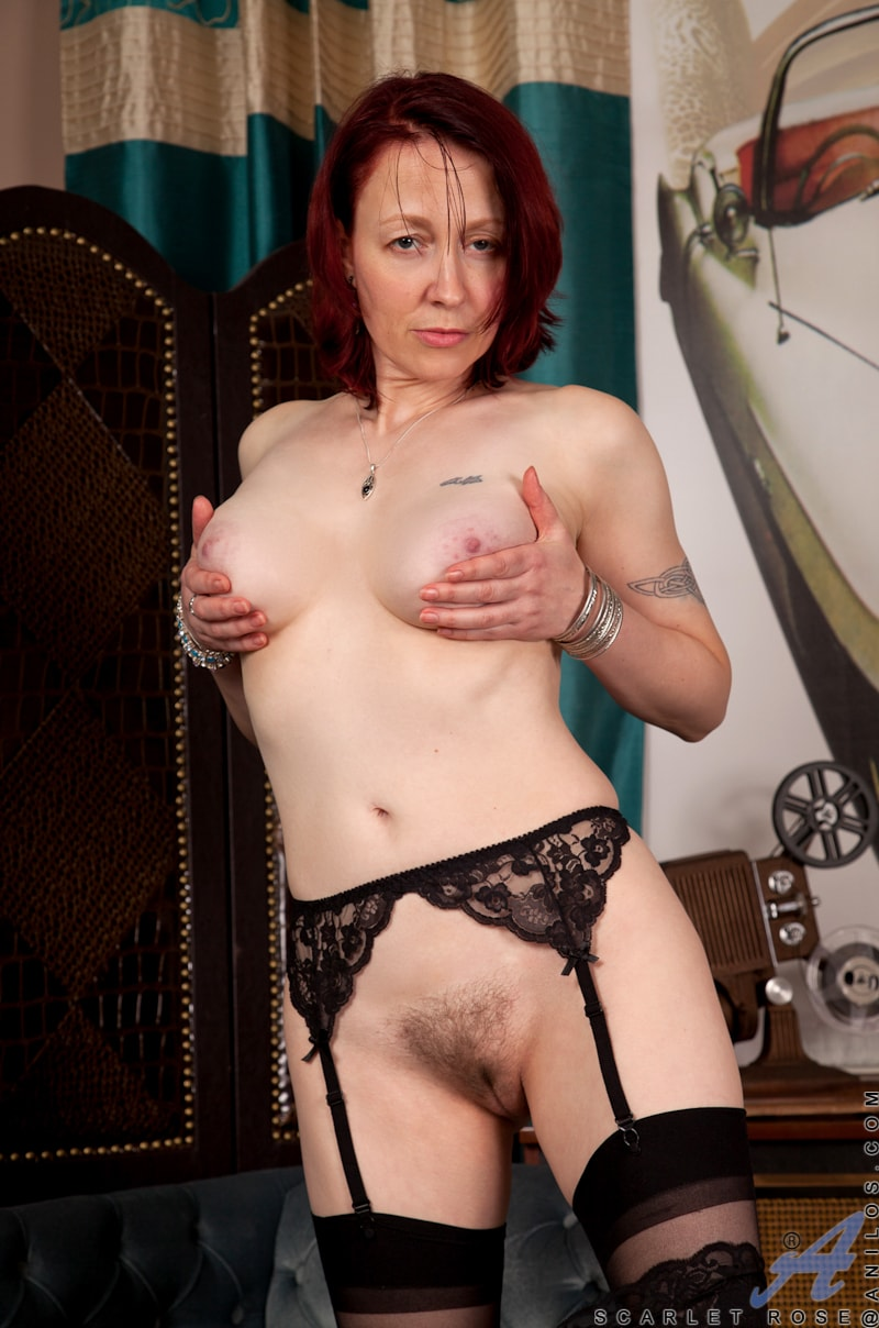 Anilos 'Beautiful Full Breast' starring Scarlet Rose (Photo 8)
