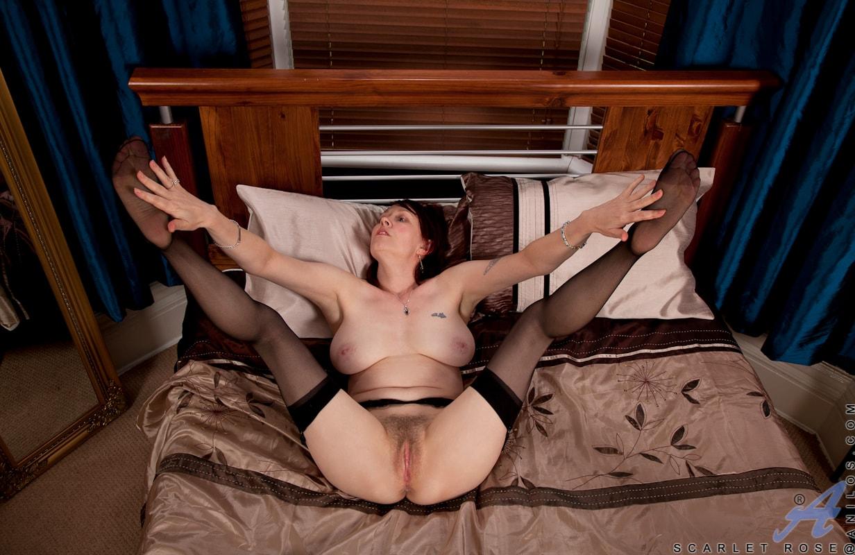 Anilos 'Naughty Naughty Lady' starring Scarlet Rose (Photo 11)