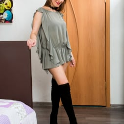 Solena in 'Anilos' Knee Highs (Thumbnail 2)