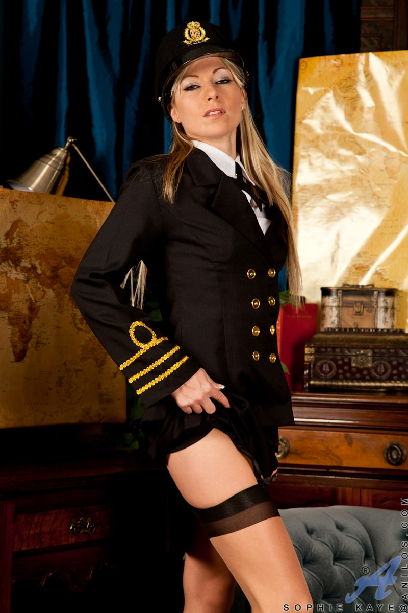 Anilos 'Ready To Service You' starring Sophie Kaye (Photo 1)