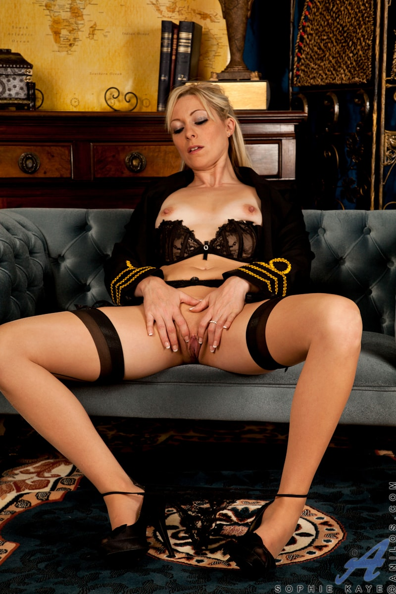 Anilos 'Ready To Service You' starring Sophie Kaye (Photo 9)