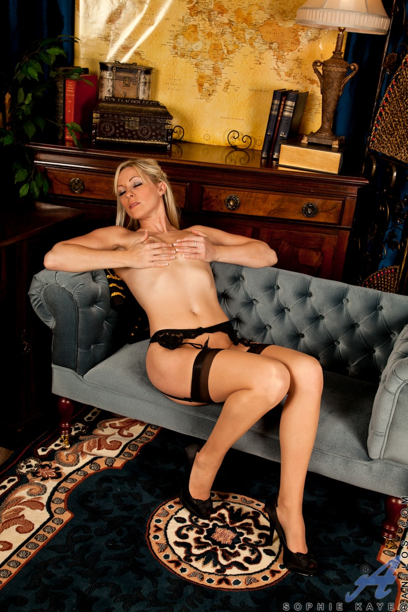 Anilos 'Ready To Service You' starring Sophie Kaye (Photo 12)