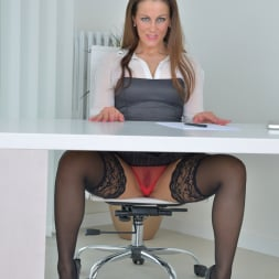 Valentina Ross in 'Anilos' Red Panties (Thumbnail 1)