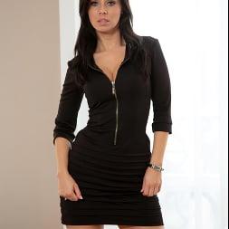 Vicky Love in 'Anilos' Little Black Dress (Thumbnail 1)